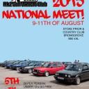 M4dub.com @ the mk2 golf owners club national meet