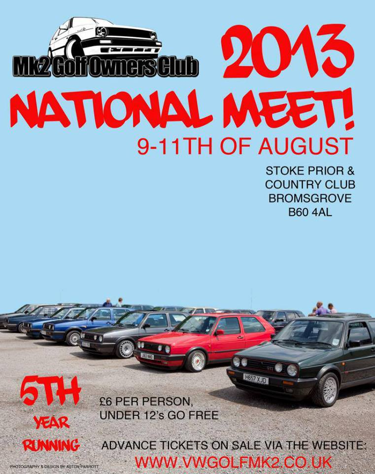 mk2 national meet at the pole