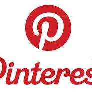 We're on Pinterest