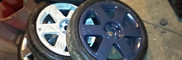 Wheels !!!