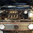 Project Vanrado – MK2 2.0 16v Golf Van